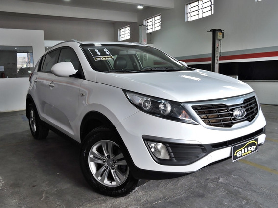 Kia Sportage Lx 2.0 Manual Completa Financiamos E Trocamos
