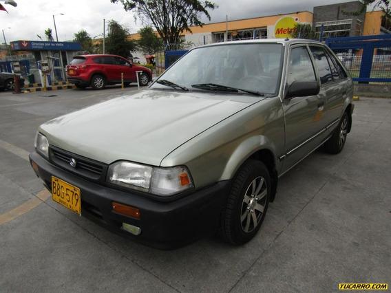Mazda 323 323 Hb