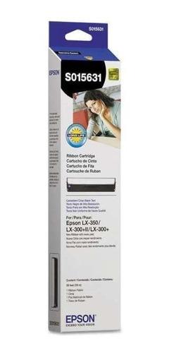 Cinta Epson S015631 100% Original Lx-300 Lx-350 Lx-300+ii