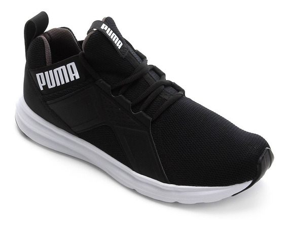 Tênis Puma Enzo Sport Bdp Black White