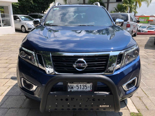Imagen 1 de 8 de Nissan Frontier Np300 2020 4p Platinum Le L4/2.4 Man