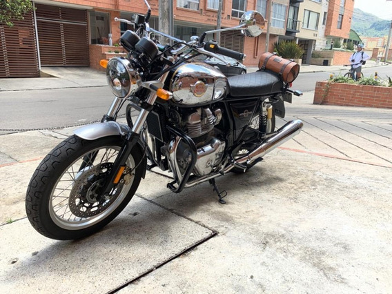 Royal Enfield Interceptor 650 Cromada 2020
