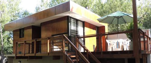 Casa Cabaña Mar Azul C/ Parque 1.000 M2 - 2 A 4 Personas -
