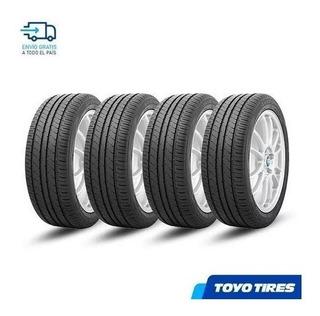 Kit 4 - Toyo Tires 175/65 R15 Nanoenergy3 - Vulcatires