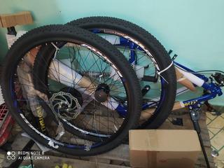 Bicicleta Tezzaro De Edición Especial Motivo Club Boca