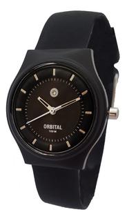 Reloj Orbital Caucho Silicona Sumergible Mini Cyber Outlet