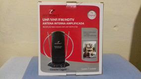 Antena Interna Amplificada Uhf/vhf/fm/hdtv