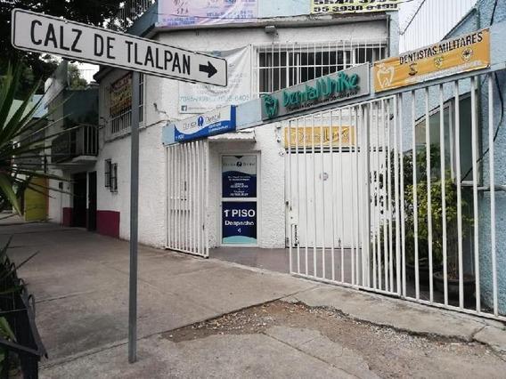 Oficina En Renta En Coyoacan Colonia Educacion, Oficina En Renta En Avenida Miramontes, 20m2.