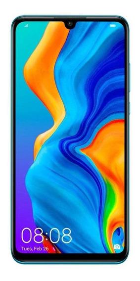 Huawei P Series P30 Lite Dual SIM 128 GB Peacock blue 4 GB RAM