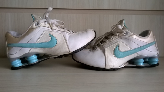 Tênis Nike Shox Clássico Original Importado Número 35 Usado