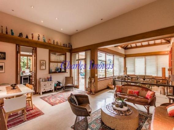 Casa Residencial À Venda, Vila Madalena, São Paulo. - Ca0002 - 34209443