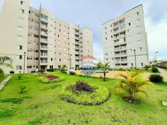 Apartamento Com 3 Dormitórios E Moveis Planejados, 1 Suíte, À Venda, R$ 279.900 - Centro - Suzano/sp - Ap0304