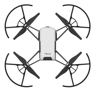Drone DJI Tello Boost Combo con cámara Full HD White