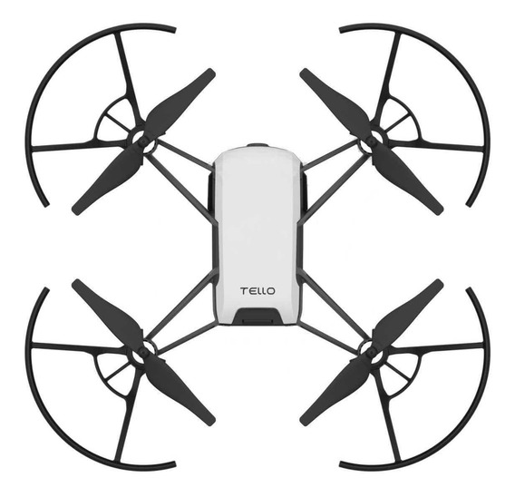 Drone DJI Tello Boost Combo con câmera Full HD white