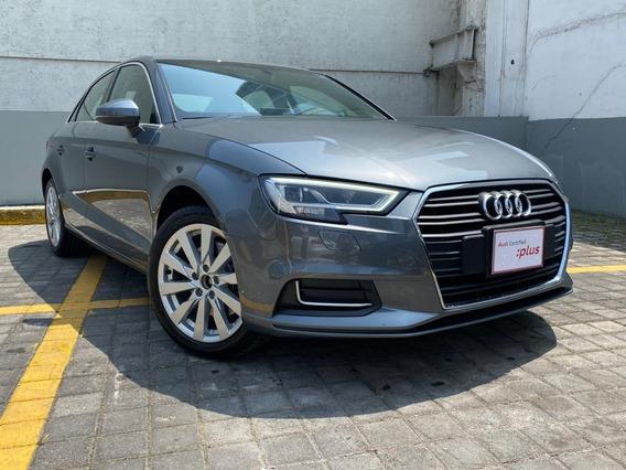 Demo Audi A3 Sedan Select 1.4l 190 Hp 2020 Gris Monz-cafe