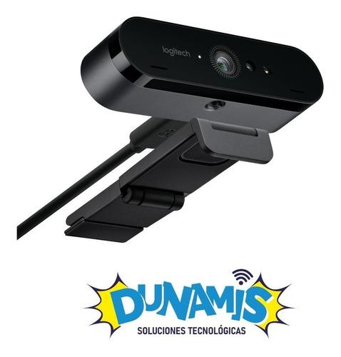 Logitech Brio, Ultra Hd Pro Webcam 4k / Rightlight 3 Con Hdr