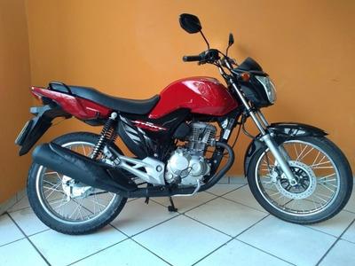 Honda Cg 160 Start Es Rua