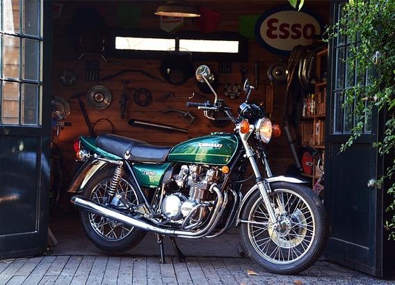 Kawasaki Kz 650 Cc