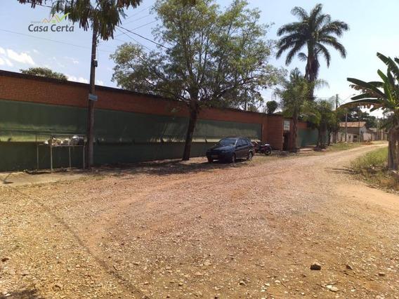 Imóvel Com 15 Dormitórios Para Alugar, Com Finalidade Para Clinicas De Recuperação, Casa De Repouso. Chácaras Alvorada - Mogi Guaçu/sp - Ca1540
