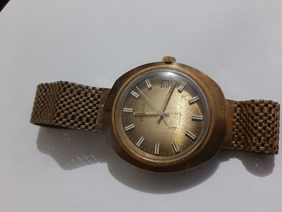 Bulova Automatic Relógio Coleção Promoção R$ 799 Por R$ 299