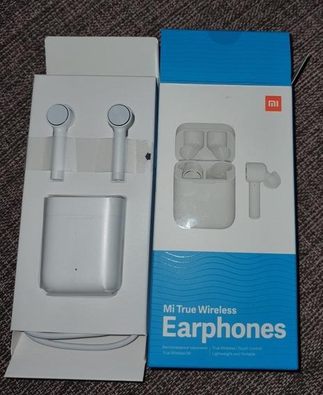 Xiaomi Earphones Airdots Pro! Aberto Para Testar! Completo!