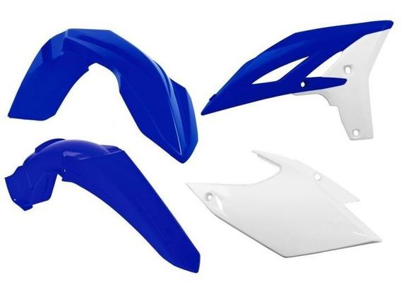 Kit Plastico 6 Peças Yamaha Wr F 450 12 15 R-kitwrf-oem-404
