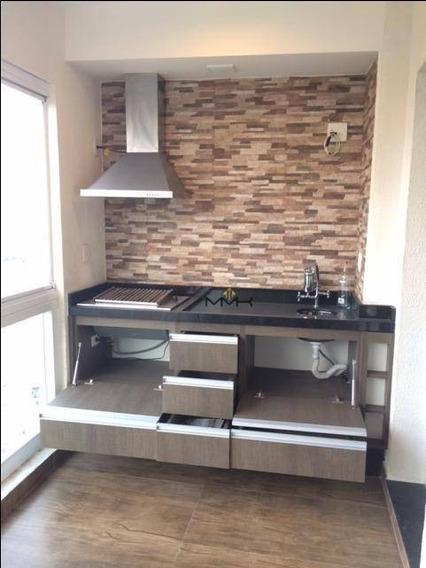 Locação Emirado - Apartamento Com 2 Dormitórios Para Alugar, 70 M² Por R$ 3.600 - Boqueirão - Santos/sp - Ap0586