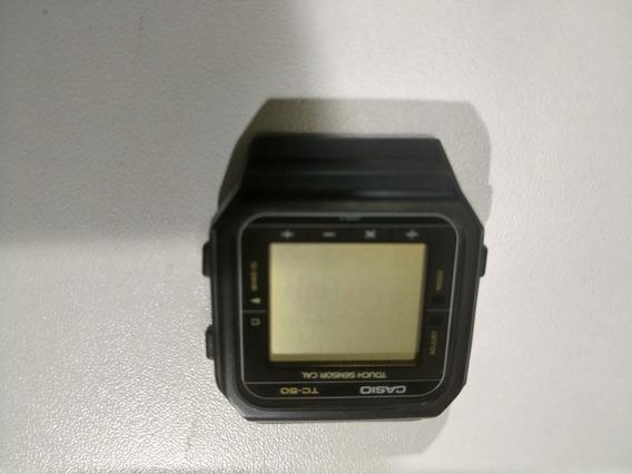 Relogio Casio Tc50
