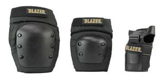 Equipo De Protección Profesional Bici, Skate, Patines Blazer
