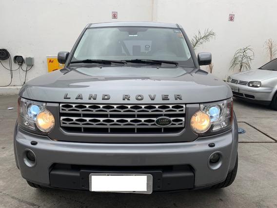 Land Rover Discovery 4 3.0 Hse 4x4 V6 24v Bi-turbo Diesel 12