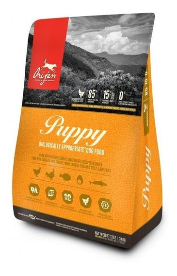 Promo 2x1 Alimento Perros Orijen Puppy Dog 340 Gramos