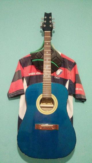 Guitarra Electro Acústica Gracia. Modelo 110 Eq