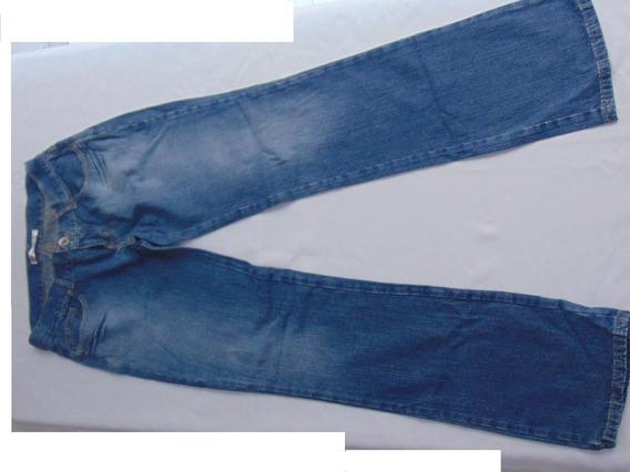 Calça Jeans Feminina Usada Tamanho 42 Semi Nova