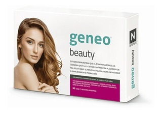 Natufarma Geneo Beauty L-cistina Acido Hialurónico 30 Compr