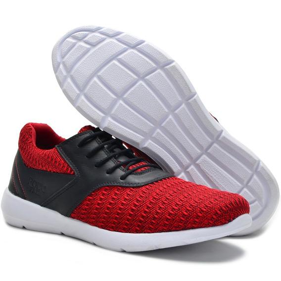 Tenis De Caminhada Free Jump Sapato Sapatenis Masculino