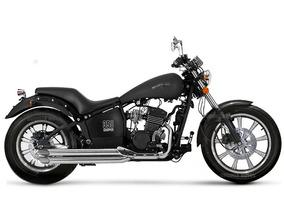 Moto Custom Zanella Chopper 350 Aleacion 0km Urquiza Motos