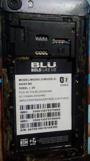 Blu Dash M2 Para Repuesto