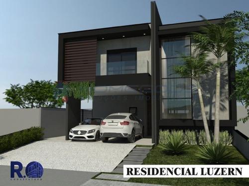 Casa A Venda Em Campinas R$ 1.390.000,00 Swiss Park Luzern Março 2022 - Ca01109 - 69188538