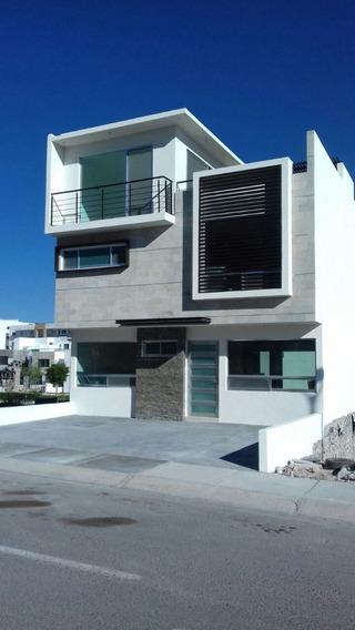 Hermosa Residencia En Zibatá, 4 Recámaras Y Una En P.b, 4 Baños - Roof Garden