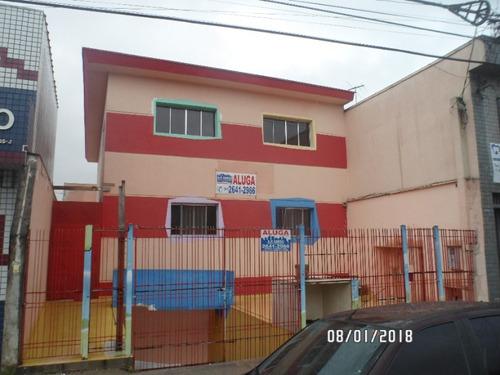 Sobrado Comercial Para Alugar Na Av. Cangaiba - 0767 - 32493365