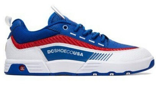 Tênis Masculino Dc Legacy 98 Slim Original