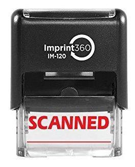 Imprint 360 As-imp1018 - Escaneada Con Linea De Firma, Sello