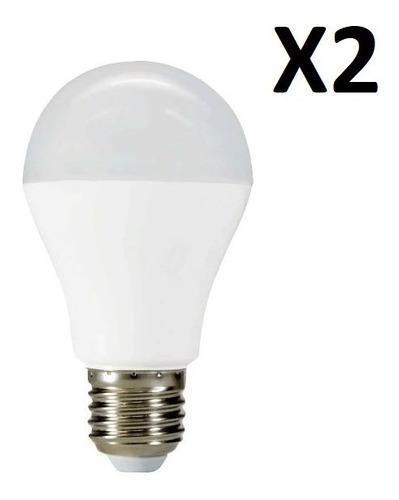 Bombillo Led Ahorrador 7w E-27 Luz Fría Y Cálida Hammer