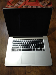 Macbook Pro 15 Retina Mid 2015 - I7 2.2 - 16 Gb - 256gb Ssd