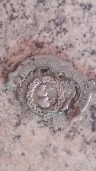 Medalhão Alpaca Com Mais De 100 Anos Arca Da Esperança