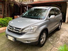 Honda Cr-v 2.0 Exl 4x4 Aut. 5p Blindada