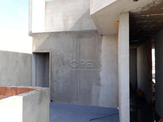 Cobertura Com 2 Dormitórios À Venda, 112 M² Por R$ 350.000,00 - Vila Alzira - Santo André/sp - Co1956