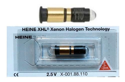 Lampara Para Otoscopio Heine Mini 3000 Xenón Xhl Alemán