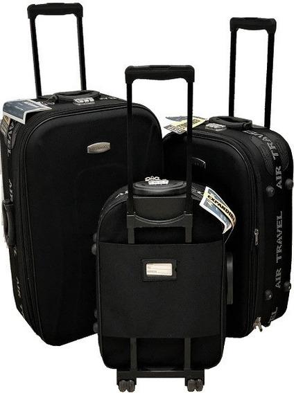 Valija Grande Viaje Air Travel Semirigidas 28 Pulgadas