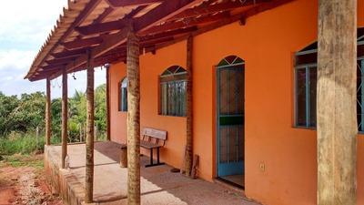 Chácara Em Igarapé , Bela Casa Com 03 Quartos(suite) - Condomínio Fechado - 55 Klm De Belo Horizonte Com Bela Vista Para Montanha... - 859